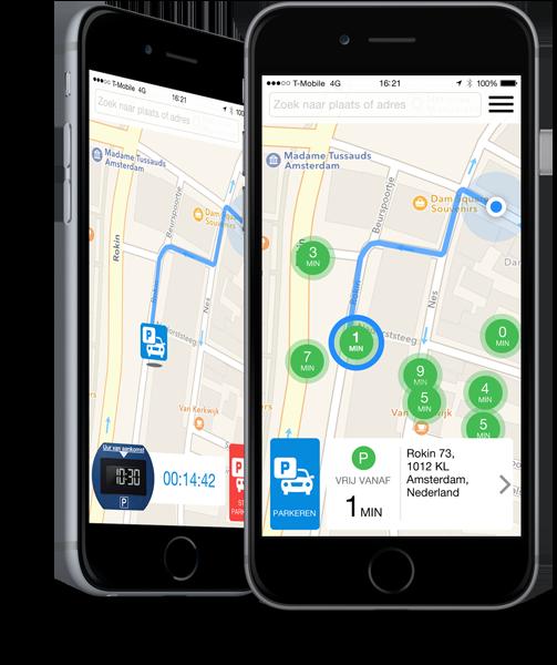 Park Lite App